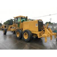 Wholesale Second Hand Compact Motor Grader , Caterpillar Road Grader 12G A/C Available from china suppliers
