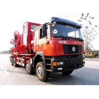 Wholesale CLWSJX5370TLG230 four machine coiled tubing operation vehicle0086-18672730321 from china suppliers