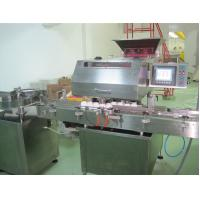 Wholesale Pharmaceutical Grade Bottling Plant Tablet Counting Filling Machine , High Accuracy from china suppliers
