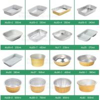 Wholesale Microwave Disposable Aluminum Foil Pizza Baking Tray Pans Container Sizes,Pan Box Trays Takeaway Container,Kitchen And B from china suppliers