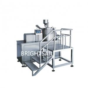 Wholesale Wet SS304 Rapid Mixer Granulator 12L 400L automatic control from china suppliers