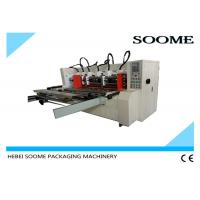 Wholesale Automatic Slitter Scorer machine For Carton Creasing / Electrical Thin Blade Slitting Machine from china suppliers