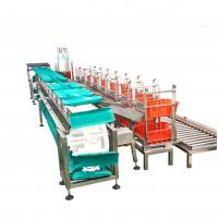 Buy cheap High Accurate Checkweigher Conveyor For Packing Weighing Machine from wholesalers