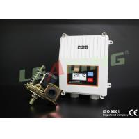 Wholesale IP54 Pump Motor Starter Protector , Single Phase Pump Starter Pump Stalled Protection from china suppliers