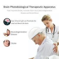 Buy cheap Medical Brain Photobiomodulation Devices Acupuncture Light Stimulation Therapy from wholesalers