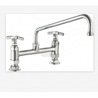 Wholesale Flexible Spring Kitchen 152mm Commercial Sink Faucet from china suppliers