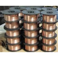 China ER70s-6/sg2/YGW12/A18/G3Si1 copper coated mig welding wire CO2 mig welding wire China FOB on sale