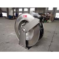 Wholesale Roll Up Commercial Hose Reel Wall Mounted Sturdy Robust Dual Track from china suppliers