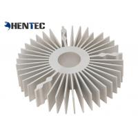 Wholesale CE Anodized Extruded Heat Sink Industrial Aluminium Profiles 6063 - T5 from china suppliers