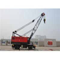 Wholesale Rubber Tyred Mobile Gantry Crane For Harbour Loading Unloading Cargos 18-36m Span from china suppliers