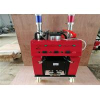 Wholesale Red Shell Polyurethane Spray Machine 1 / 1 Standard Raw Material Mix Proportioning from china suppliers
