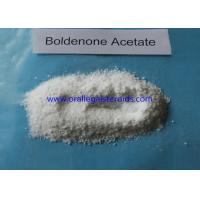 Wholesale Boldenone Acetate Boldenone Steroid White Crystalline Powder Adds Lean Bulk from china suppliers