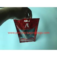 Buy cheap Red Printed Cigar Humidor Bags With Moisturizing Sponge OPP / LDPE Laminated from wholesalers