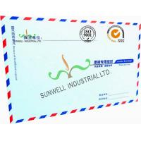Wholesale Offset Paper Custom Printed Business Return Envelopes With Multi Color Edge from china suppliers