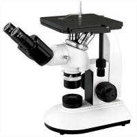 Wholesale Mechanical Stage Trinocular Inverted Metallurgical Microscope Infinity Optical System from china suppliers