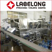 Wholesale Automatic 5 Gallon Barrel Bottling Machine 300BPH PLC Control 3 In 1 from china suppliers