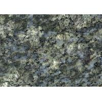 China Butterfly Blue Granite Stone Tiles For Restaurants Flooring Countertop on sale