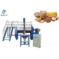 Wholesale High Efficiency Blender Grain Powder Machine Animal Feed Corn Flour Ribbon Mixer from china suppliers