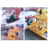 China Underground Exploration Core Drilling Rig for Mineral Core Drill on sale