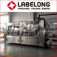 Wholesale Automatic Filling Machine For 5 Gallon Bottle , Silver Volumetric Filling Machine from china suppliers