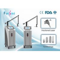 China fractional CO2 laser resurfacing for acne scars ultrapulse co2 fractional laser treatment on sale