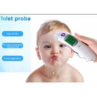 Wholesale Eco - Friendly Remote Infrared Thermometer / 1.5V Baby Ear Forehead Thermometer from china suppliers