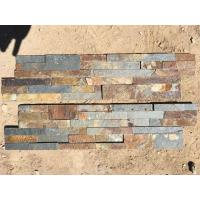 Wholesale Rusty Slate Stacked Stone Wall Tiles,Natural Slate Wall Slab cladding stone/culture stone tiles On Promotion from china suppliers