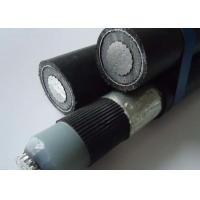 China HTA CIS Armoured Power Cable / XLPE Medium Voltage Cables 12/20KV 150 240 Sqmm on sale