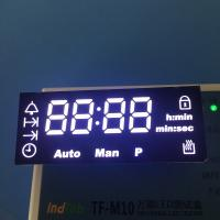 Buy cheap Oven Surface Mount 7 Segment Display Durable With 120 Degree Operating from wholesalers