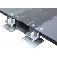 Quality Cementitious Raised Floor Trunking Optional OA Network Raised Access Floor for sale