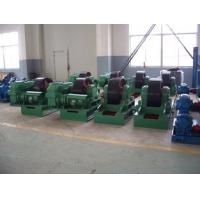 Wholesale 200T Conventional Pipe Welding Rollers Heavy Duty Tank Turning Rolls Danfoss VFD from china suppliers