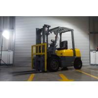 Wholesale LTMG best price warehouse 3 ton diesel forklift with triplex mast from china suppliers