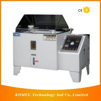 Buy cheap Programmable / Button Type Salt Spray Corrosion Environmental Test Chamber from wholesalers