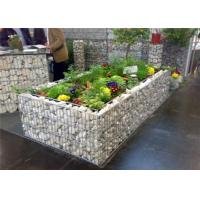 Wholesale Welded Gabions Raised Garden Beds For Planting Flowers And Vegetables from china suppliers