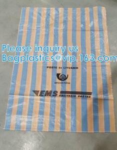 Wholesale PP Woven EMS Post bags, mailer mailing postal bags, drawstring Jumbo Vacuum Storage Valve Bags,100% Virgin Bulk Bag from china suppliers