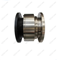 Wholesale Carbon steel straight through type flange connection high pressure swivel joint for hydraulic oil, water from china suppliers