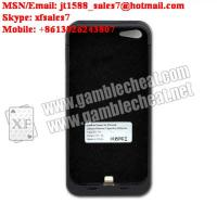 Wholesale XF Iphone 5 charger case camera for poker analyzer from china suppliers