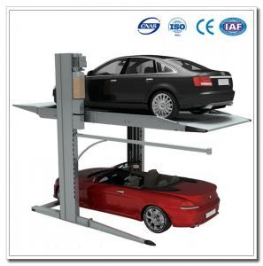 China Car Park Hoist Car Lift Car Parking Lift Car Lifts for Home Garages Car Lifting Equipment on sale