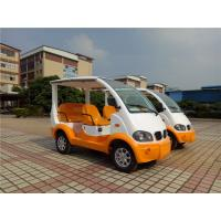 Wholesale Powerful Electric Golf Club Car 4 Passenger Electric Hotel Car  Resort Cars from china suppliers