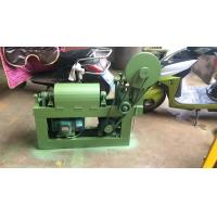 Buy cheap 4500mm Width High Speed  Wire Straightening And Cutting Machine 1.6mm - 5.0mm Wire Dia from wholesalers