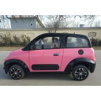 Wholesale Pink / Blue Electric Golf Carts 220v 4.2kw 2 Seat Electric Car With Front Disc / Rear Drum from china suppliers