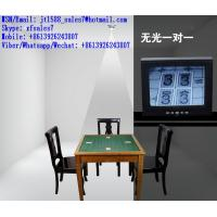 Wholesale XF lamp with camera for backside marking playing cards/Lighter scanner/marked cards/invisible ink from china suppliers