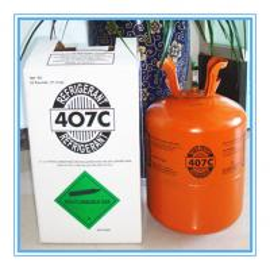China R407c refrigerant gas Mixed Refrigerant Gas R407C on sale