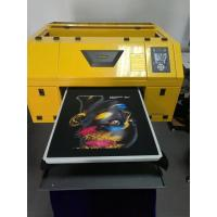 Wholesale High precision CE Digital Flatbed DTG t shirt Printer machine from china suppliers