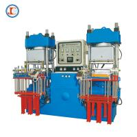 Buy cheap 250 Ton Rubber Moulded Products Making Machine Mould Vacuum Function No Air from wholesalers