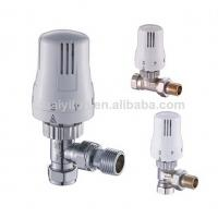 China EN215 DN15 Liquid Sensor Thermostatic radiator valve on sale