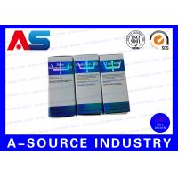Wholesale Carton Vial Storage Box For Glass Bottles 10ml / 2ml / 3ml from china suppliers