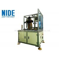 Buy cheap 4 Pole Bldc Stator Coil Winding Machine Full Automatic Single Station from wholesalers