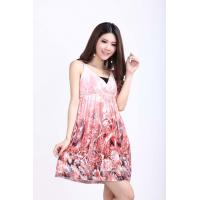 Buy cheap Women's Floral Print Beach Dresses from wholesalers