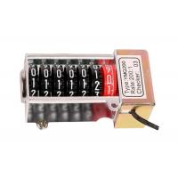 Wholesale Single Phase Stepper Motor Counter Meter Accessories of Plastic from china suppliers